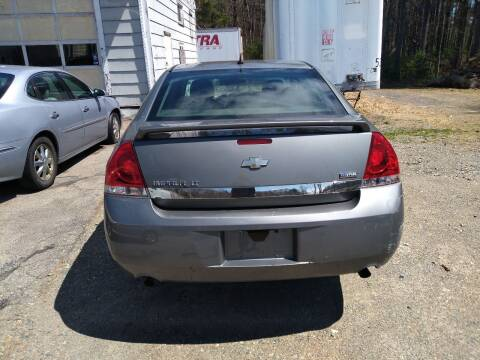 2008 Chevrolet Impala for sale at Maple Street Auto Sales in Bellingham MA