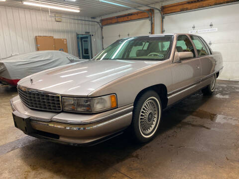 1995 Cadillac DeVille for sale at Ryans Auto Sales in Muncie IN