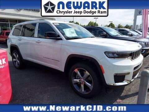 2021 Jeep Grand Cherokee L for sale at NEWARK CHRYSLER JEEP DODGE in Newark DE