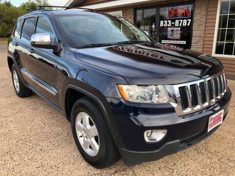 2011 Jeep Grand Cherokee for sale at Premier Auto & Truck in Chippewa Falls WI