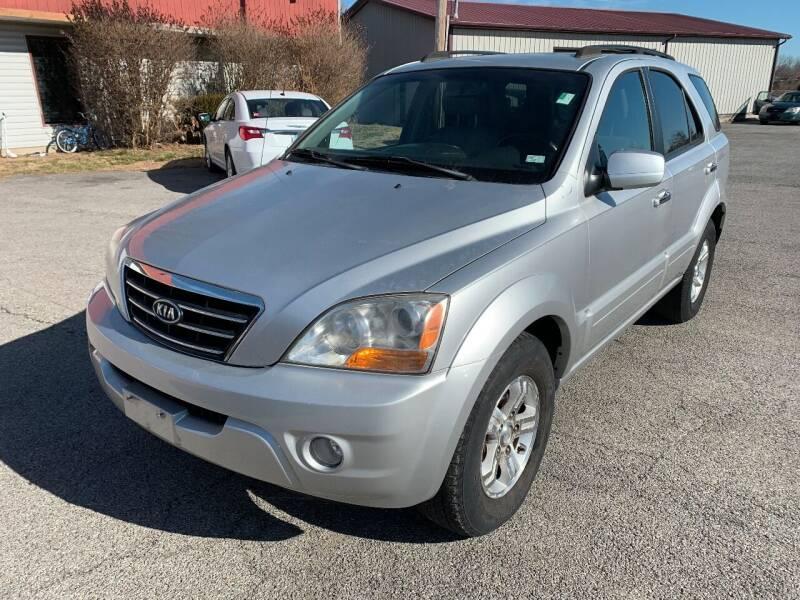 2008 Kia Sorento for sale at Best Buy Auto Sales in Murphysboro IL