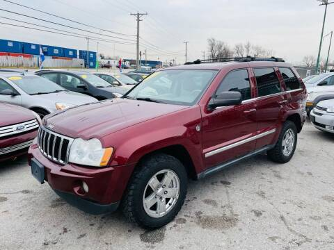 2007 Jeep Grand Cherokee for sale at I57 Group Auto Sales in Country Club Hills IL