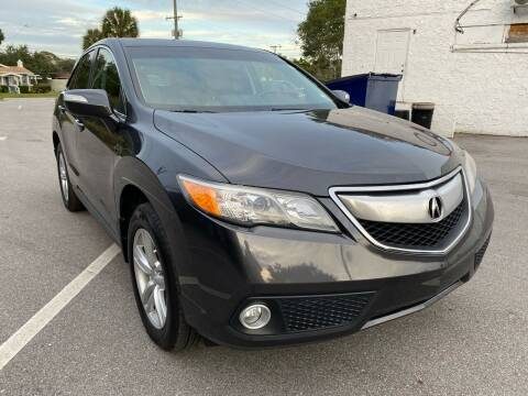 2015 Acura RDX for sale at Consumer Auto Credit in Tampa FL