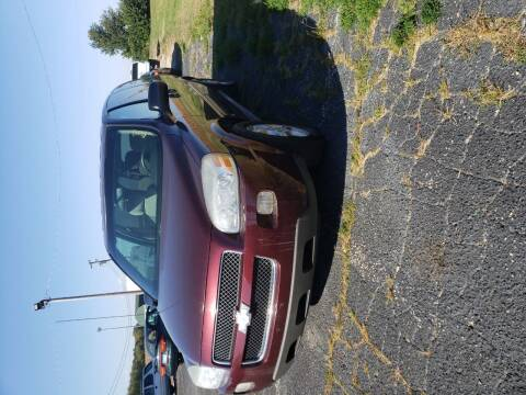 2008 Chevrolet Uplander for sale at Taylorville Auto Sales in Taylorville IL