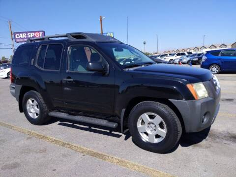 2008 Nissan Xterra for sale at Car Spot in Las Vegas NV