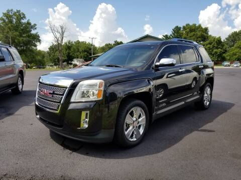2015 GMC Terrain for sale at Ridgeway's Auto Sales in West Frankfort IL