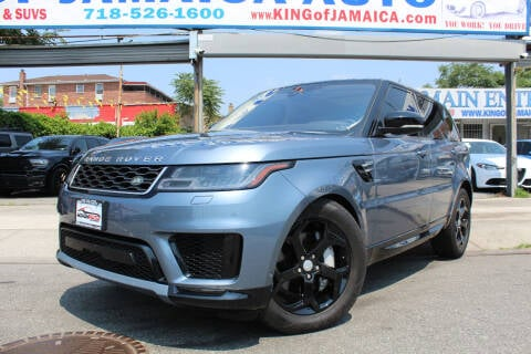 2019 Land Rover Range Rover Sport for sale at MIKEY AUTO INC in Hollis NY