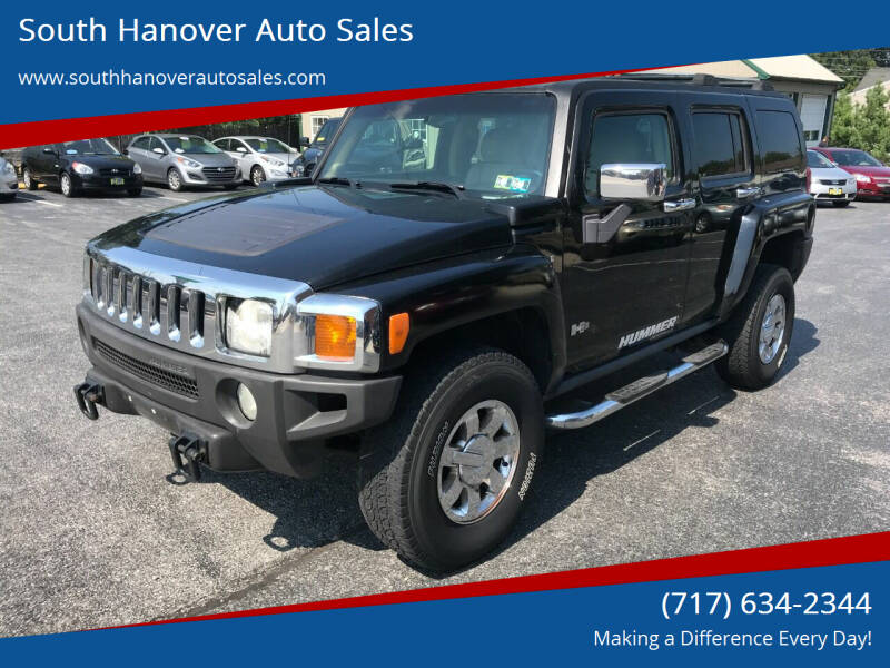 2006 HUMMER H3 for sale at South Hanover Auto Sales in Hanover PA