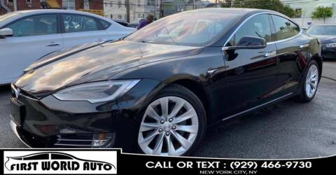 2018 Tesla Model S for sale at First World Auto in Jamaica NY