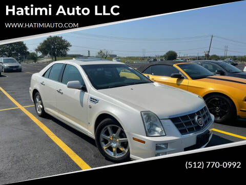2009 Cadillac STS for sale at Hatimi Auto LLC in Austin TX