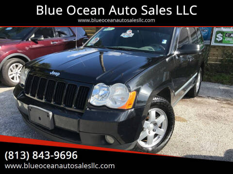 2009 Jeep Grand Cherokee for sale at Blue Ocean Auto Sales LLC in Tampa FL