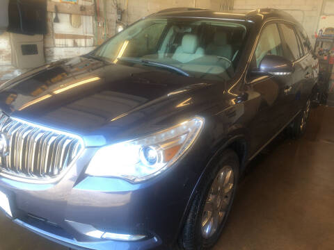 2013 Buick Enclave for sale at BARNES AUTO SALES in Mandan ND