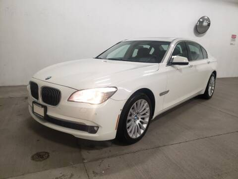 2012 BMW 7 Series for sale at Painlessautos.com in Bellevue WA
