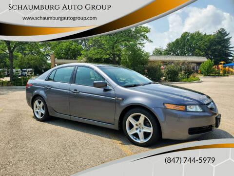 2006 Acura TL for sale at Schaumburg Auto Group in Schaumburg IL