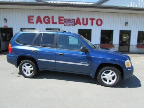 2006 GMC Envoy for sale at Eagle Auto Center in Seneca Falls NY