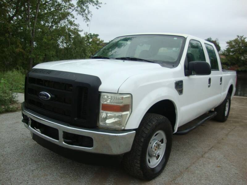 2008 Ford F-250 Super Duty for sale at Discount Auto Sales in Passaic NJ