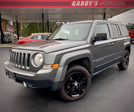 2012 Jeep Patriot for sale at GABBY'S AUTO SALES in Valparaiso IN