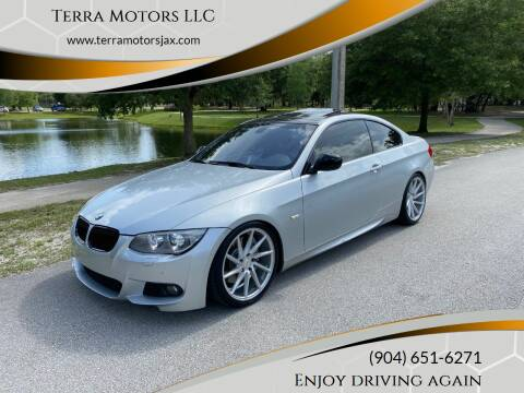 2012 BMW 3 Series for sale at Terra Motors LLC in Jacksonville FL