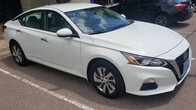 2020 Nissan Altima for sale at Pammi Motors in Glendale CO