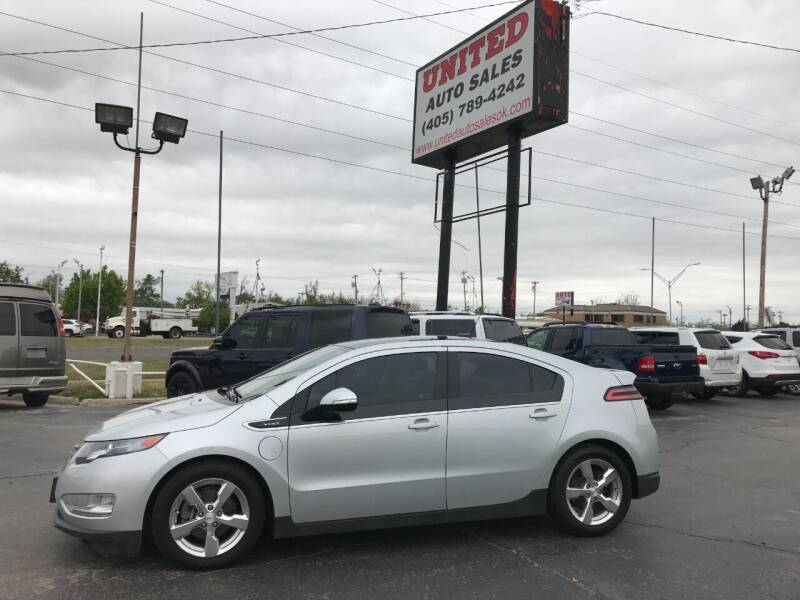 2012 Chevrolet Volt for sale at United Auto Sales in Oklahoma City OK