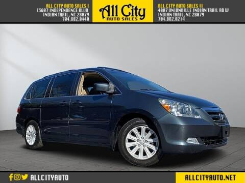 2006 Honda Odyssey for sale at All City Auto Sales II in Indian Trail NC