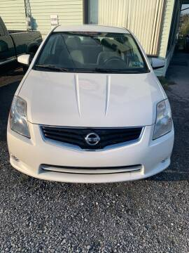 2012 Nissan Sentra for sale at Superior Auto Sales in Duncansville PA