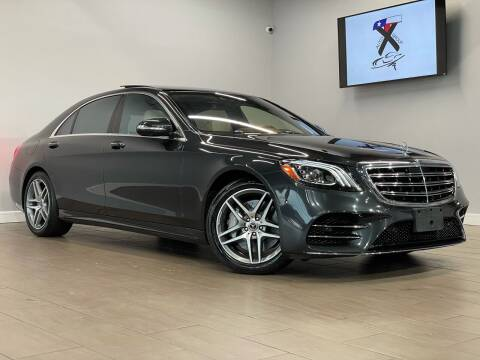 2018 Mercedes-Benz S-Class for sale at TX Auto Group in Houston TX