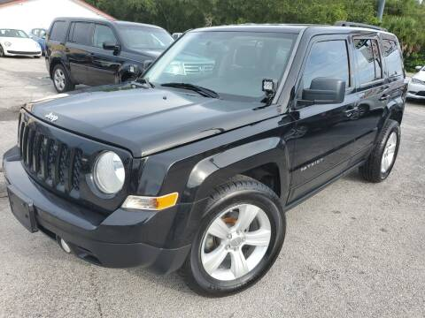 2012 Jeep Patriot for sale at Mars auto trade llc in Kissimmee FL