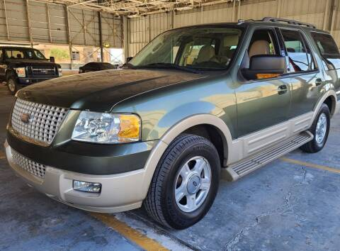 2005 Ford Expedition for sale at NEW UNION FLEET SERVICES LLC in Goodyear AZ