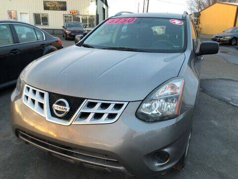 2014 Nissan Rogue Select for sale at BELOW BOOK AUTO SALES in Idaho Falls ID