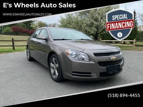 2011 Chevrolet Malibu for sale at E's Wheels Auto Sales in Hudson Falls NY