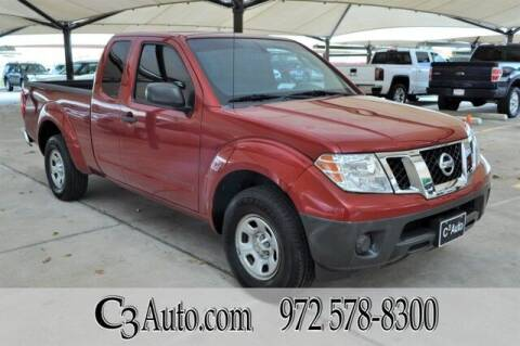 2010 Nissan Frontier for sale at C3Auto.com in Plano TX