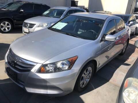 2012 Honda Accord for sale at Excelsior Motors , Inc in San Francisco CA
