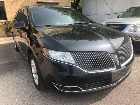 2015 Lincoln MKT Town Car for sale at Auto Access in Irving TX