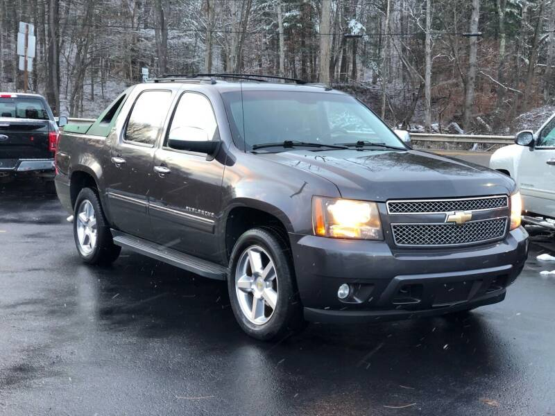 2011 Chevrolet Avalanche for sale at Pine Grove Auto Sales LLC in Russell PA