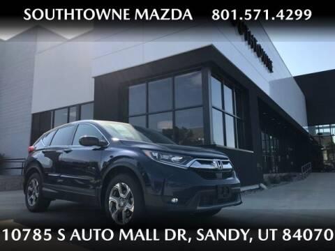 2018 Honda CR-V for sale at Southtowne Mazda of Sandy in Sandy UT