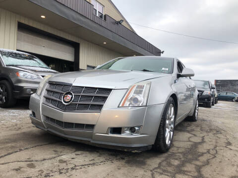 2008 Cadillac CTS for sale at Six Brothers Auto Sales in Youngstown OH
