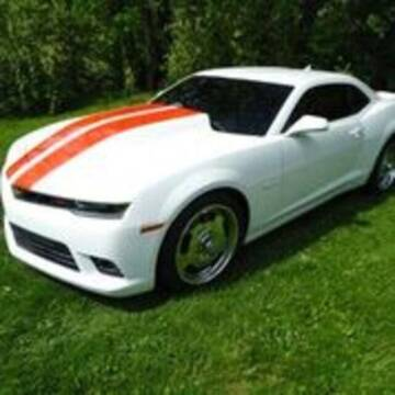 2014 Chevrolet Camaro for sale at Cj king of car loans/JJ's Best Auto Sales in Troy MI
