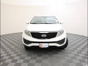 2016 Kia Sportage for sale at Cj king of car loans/JJ's Best Auto Sales in Troy MI