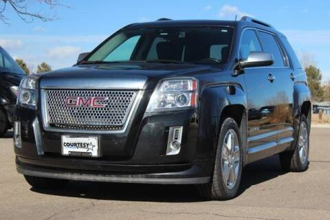 2013 GMC Terrain for sale at COURTESY MAZDA in Longmont CO