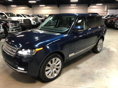 2013 Land Rover Range Rover for sale at Diesel Of Houston in Houston TX