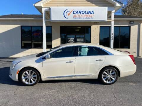 2014 Cadillac XTS for sale at Carolina Auto Credit in Youngsville NC