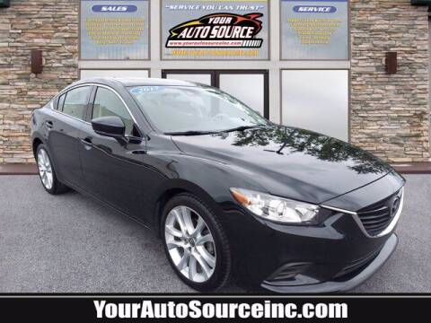 2017 Mazda MAZDA6 for sale at Your Auto Source in York PA