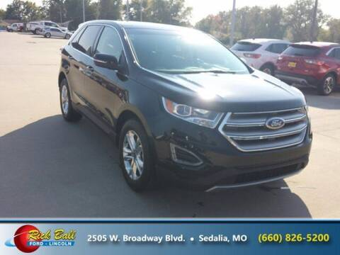 2017 Ford Edge for sale at RICK BALL FORD in Sedalia MO