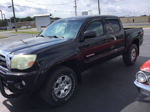 2007 Toyota Tacoma for sale at Classic Connections in Greenville NC