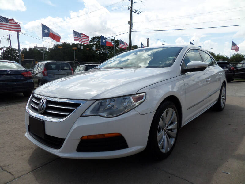 2011 Volkswagen CC for sale at West End Motors Inc in Houston TX