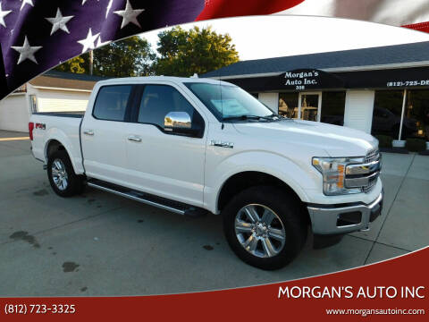 2018 Ford F-150 for sale at Morgan's Auto Inc in Paoli IN