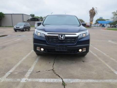 2018 Honda Ridgeline for sale at MOTORS OF TEXAS in Houston TX
