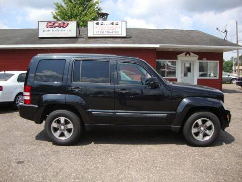 2008 Jeep Liberty for sale at G and G AUTO SALES in Merrill WI