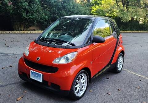 2008 Smart fortwo for sale at Car World Inc in Arlington VA